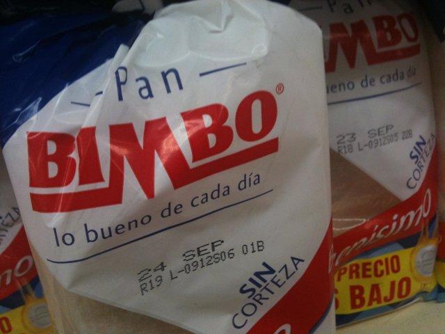 Recursos De Pan De Molde Bimbo