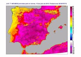 La ola de calor durará una semana más aunque en Canarias termina mañana