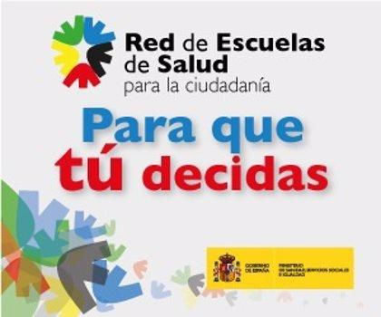 Sanidad lanza la plataforma 'Red de Escuelas de Salud para la Ciudadanía'
