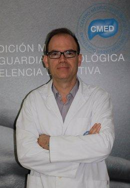 Dr. Andrés Bodas, gastroenterólogo infantil de CMED