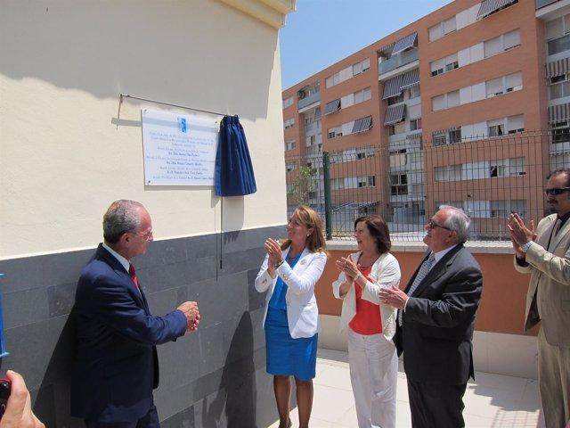 Inauguración Centro de Autismo