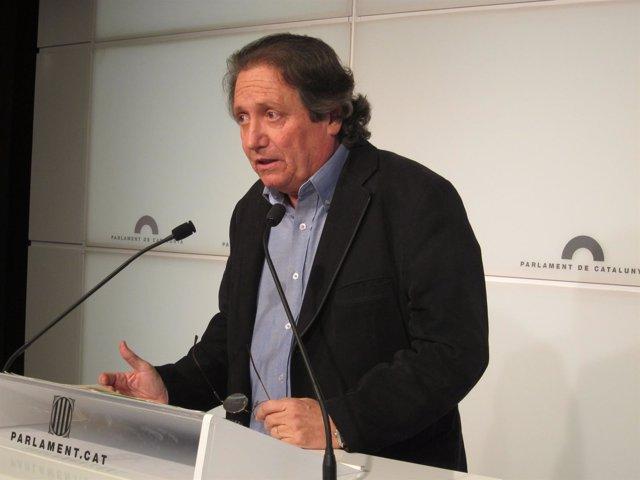 Jaume Bosch, ICV (ARCHIVO)