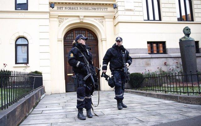 Policía de Noruega