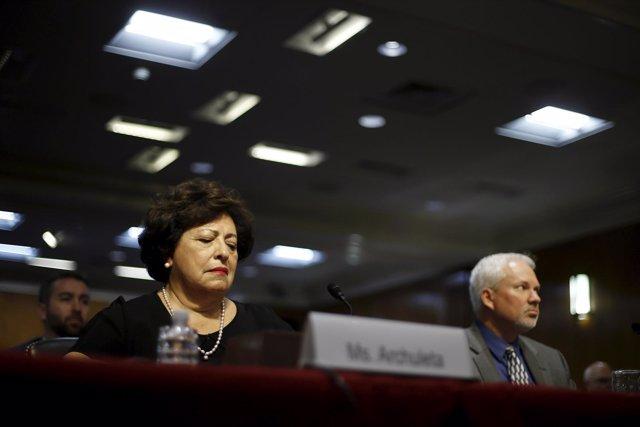 Katherine Archuleta, ex directora de la OPM