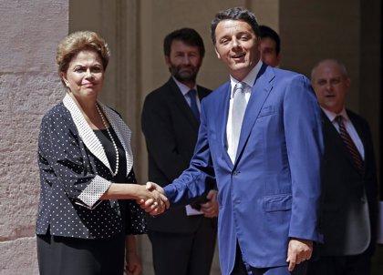 Brasil e Italia retoman su relación tras varios desencuentros en materia de Justicia