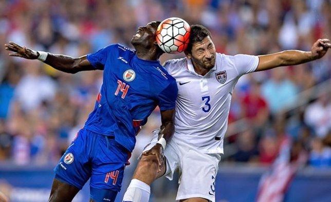 EEUU vence a Haití y se clasifica en Copa Oro