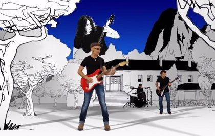 Fito y Fitipaldis estrenan nuevo vídeo mientras siguen de gira: Garabatos