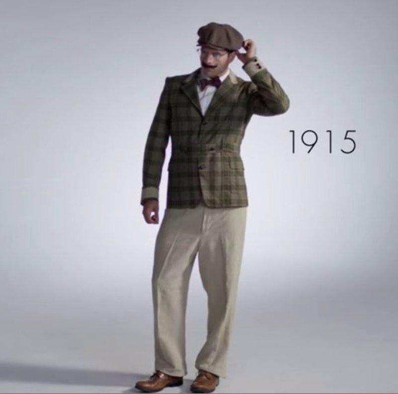 Vídeo Minutos Moda Años De Tres Masculina En 100 A7zxAqwv