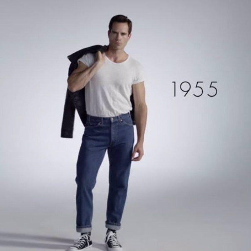 c73693c348 Vídeo  100 años de moda masculina en tres minutos