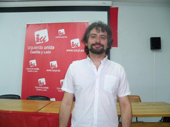 El Procurador De IU-Equo, José Sarrión, Este Sábado En León