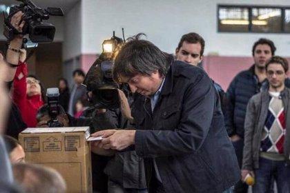 La campaña de Máximo Kirchner atascada por un conflicto sindical