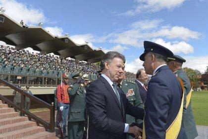 Santos destaca la colaboración entre Ejército y FARC en el desminado en Antioquia