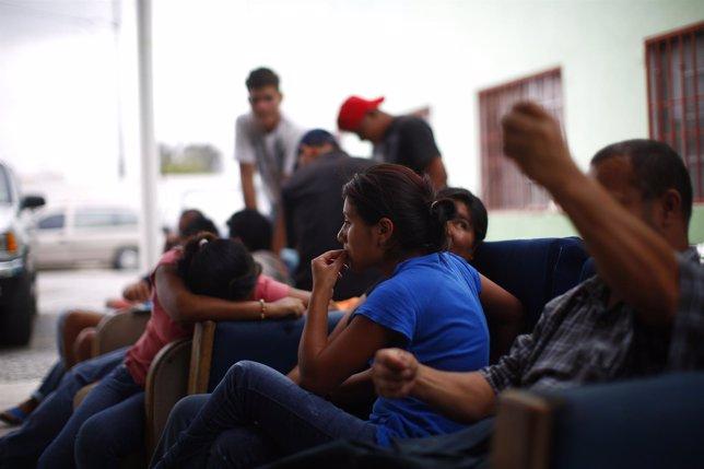 Casa del Migrante, Tamaulipas