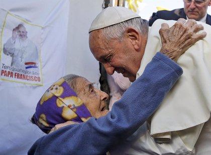 Papa Francisco critica la corrupción en su visita a Paraguay