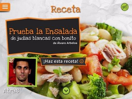¿Qué comen Cristiano Ronaldo, Fernando Torres o Álvaro Arbeloa?