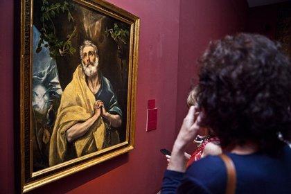 La miopía y el falso astigmatismo de El Greco