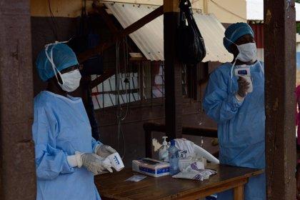 Desarrollan una vacuna en aerosol que protege del ébola