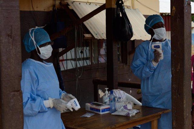 Ebola Liberia Plan Internacional