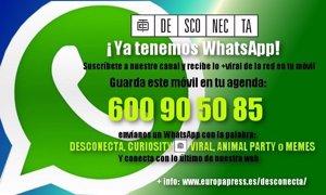 Whatsapp de Desconecta