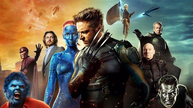 Imagen promocional de 'X-Men: Días del futuro pasado'
