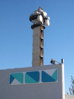 Instalaciones de RTVV en Burjassot (Valencia).