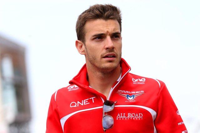 Bianchi sustituirá a Raikkonen en los tests de Silverstone