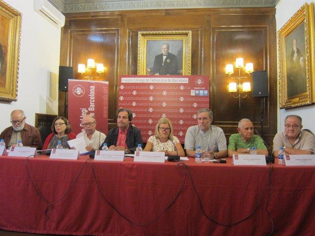Juzgados españoles toman declaración a 12 víctimas del franquismo