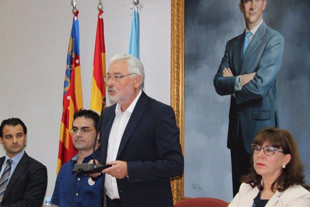 José Manuel Dolón (Los Verdes), nuevo alcalde de Torrevieja