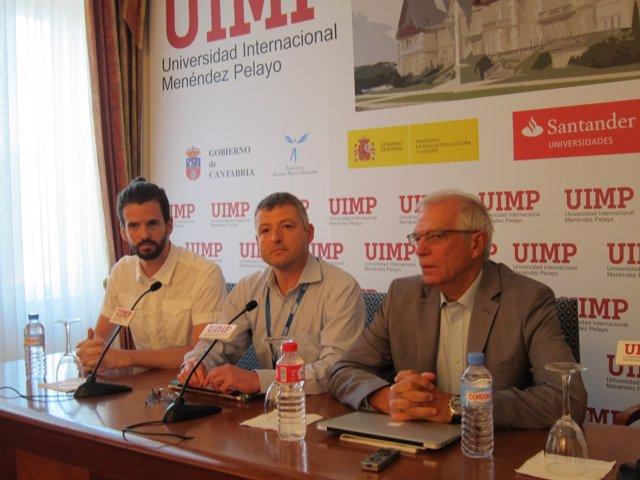 Borrell en la UIMP