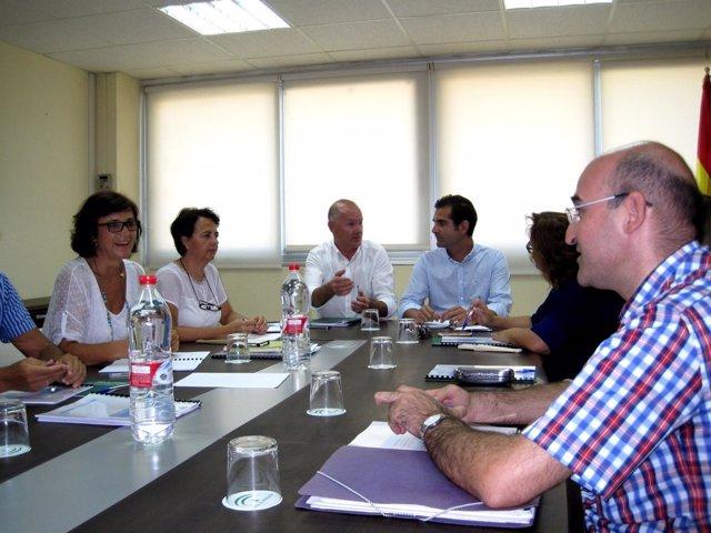 Jiménez y Fernández Pacheco presiden la comisión