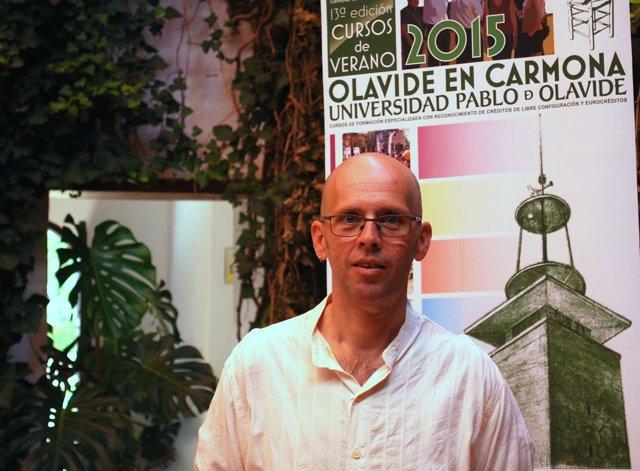 El chef José Ramón Corrales