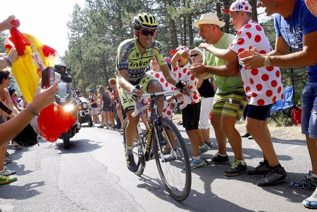 Tour de France 2015, Alberto Contador