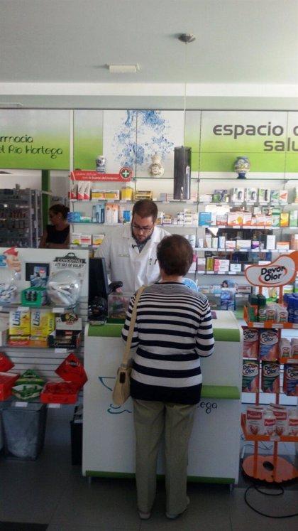 La Comunidad pone en marcha las primeras pruebas de la receta electrónica en Portillo (Valladolid)