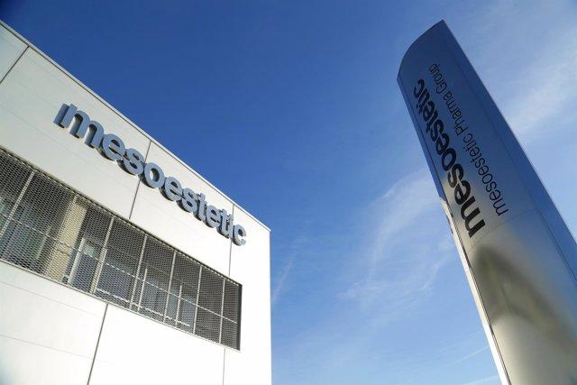 Sede de Mesoestetic Pharma Group