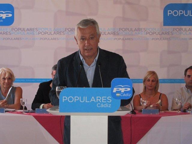 Javier Arenas (PP)