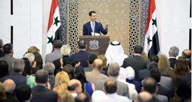 Al Assad reconoce cierta escasez de efectivos en la guerra siria