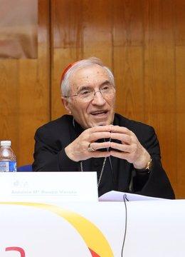 Cardenal Antonio María Rouco Varela