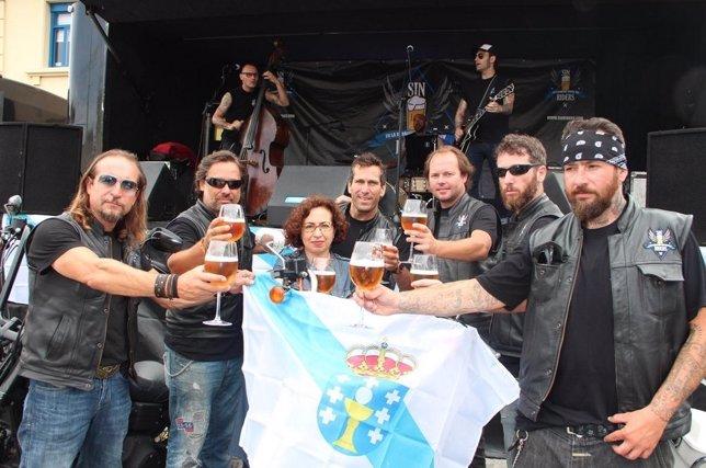 Finaliza en A Coruña la campaña 'SIN Riders'