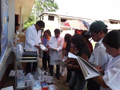AECID visita el proyecto 'Ixiamas sana e intercultural' de Enfermeras para el Mundo en Bolivia