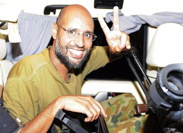 Saif Al Islam, Hijo Del Dictador Muerto Muamar Gadafi