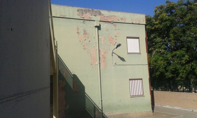 Estado del colegio MIguel Prados