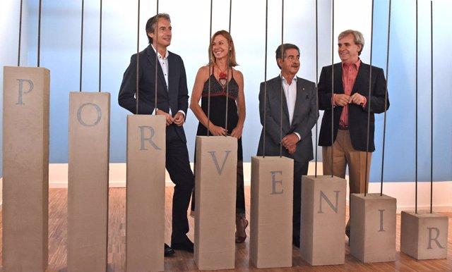 Inauguración Artesantander