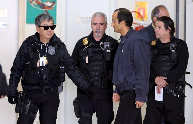 Marcelo Odebrecht, acusado en el caso Petrobras