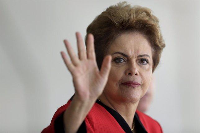 Dilma Rousseff en MERCOSUR