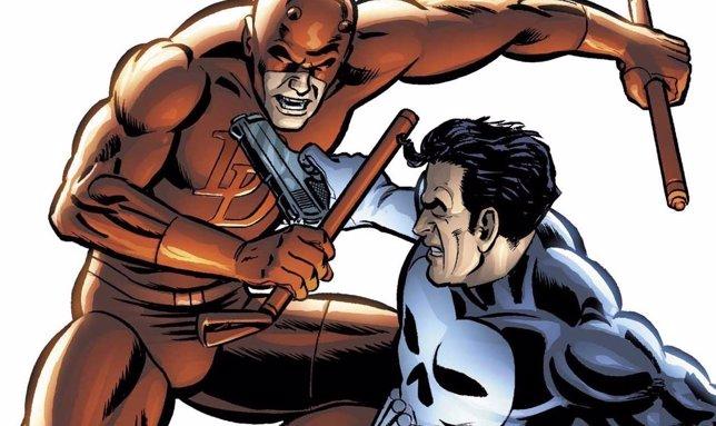 Netflix apuesta por una serie propia para The Punisher o una película