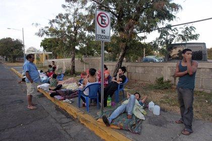 Evacuaciones y máxima alerta en Managua ante los constantes sismos