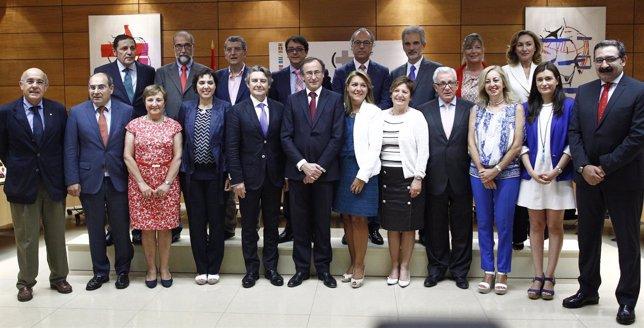 Las consejeros de las Comunidades Autónomas en el Consejo de Salud