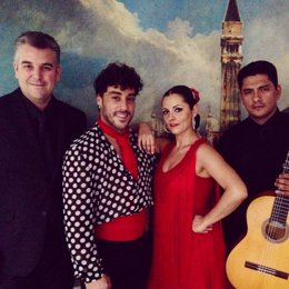 Clausura de Flamenco 21 grados con Tamara Lucio y Fernando Jiménez