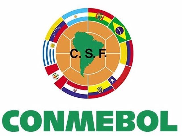 Logo de la Conmebol