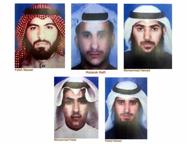 Arrestados por el Gobierno de Kuwait